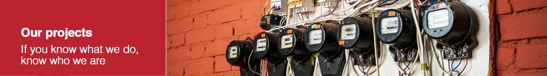 MEG - Instalaciones eléctricas, telecomunicaciones, mantenimientos de gas, iluminación led y climatización idustrial y doméstica